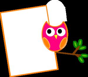 free owl border clip art animals birds owls pinterest owl rh pinterest com owl border clipart free