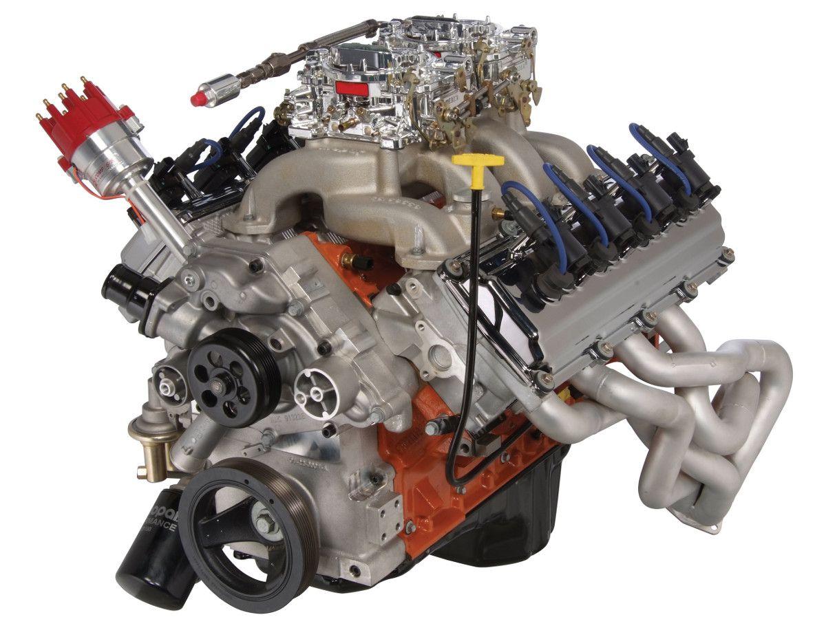 Gen Iii Hemi Front Drive Distributor Kit Crate Engines Mopar