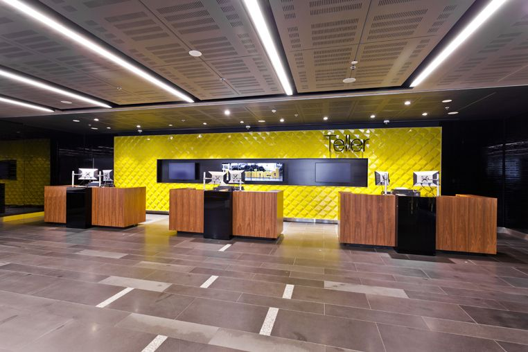 Cba Flagship Branch Brisbane By