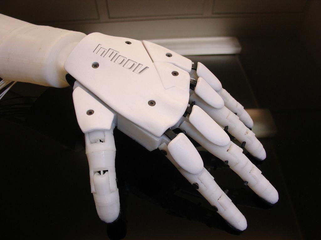3d Printed Robotic Hand Design Hand Prosthetic 3d Printed Plastic Bionic Hand Design Mech Hand Exoskeleton Mechanic Robot Hand 3d Printing 3d Printing Diy