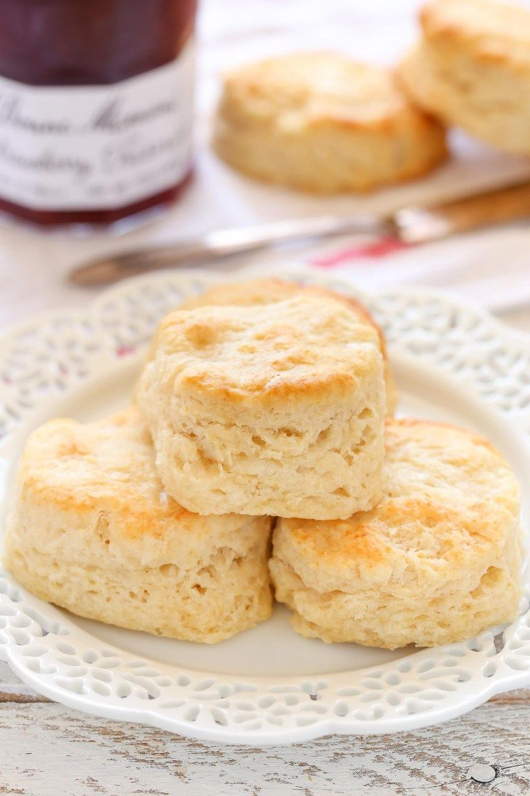 These Easy Buttermilk Biscuits Are Incredibly Soft Tall Flaky And Buttery Serve These With S Easy Biscuit Recipe Homemade Biscuits Buttermilk Biscuits Easy