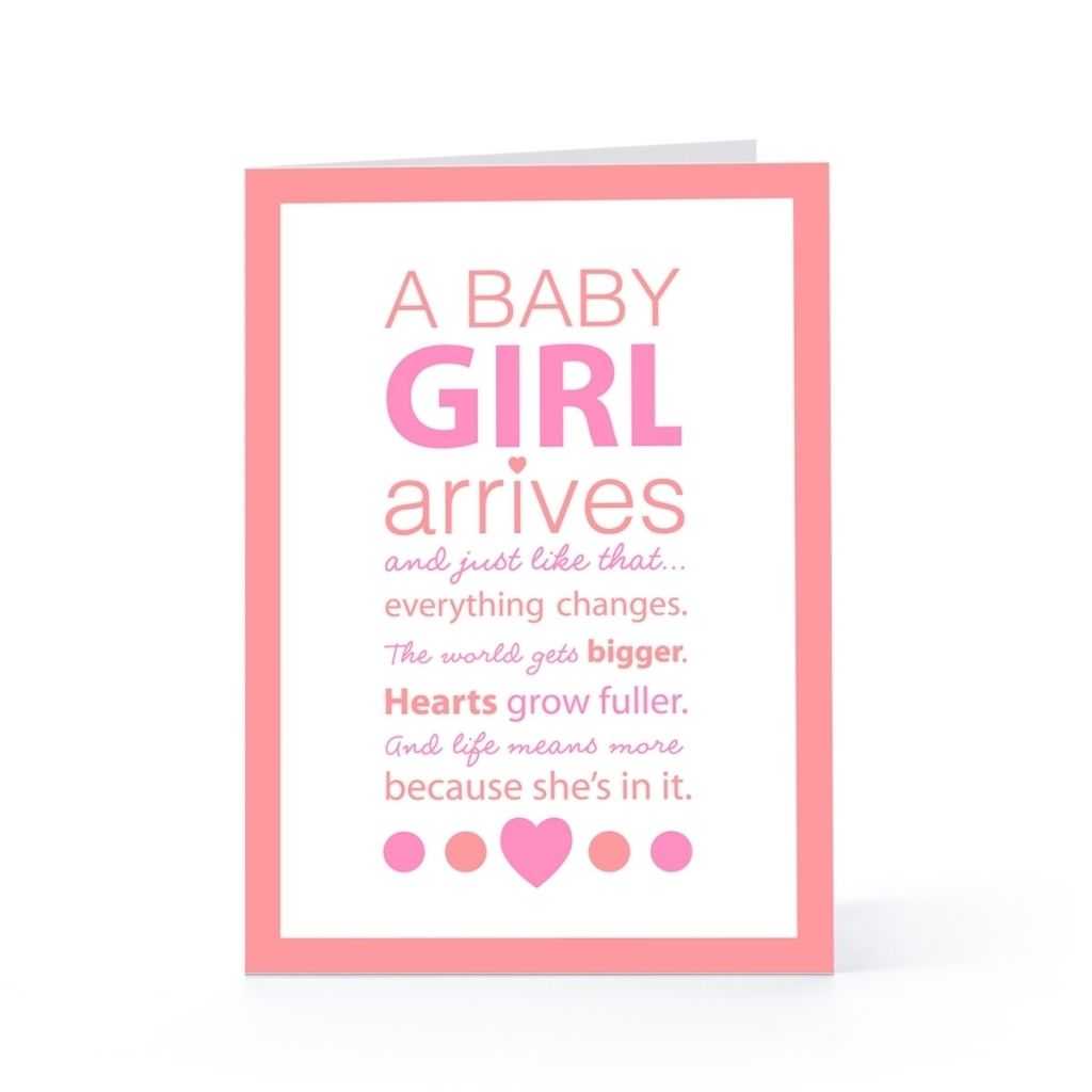 Baby Shower Quotes For Girl Beautiful Ba Shower Quotes For Girl Made