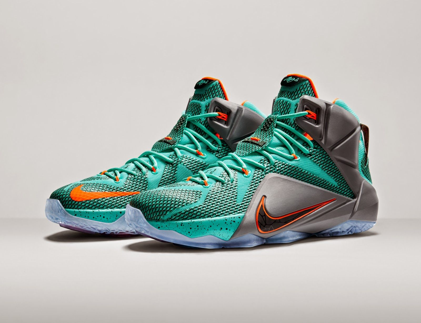 on sale 0d0d9 de5a9 Nike reveals additional LeBron 12 colorways   Sporty Guy