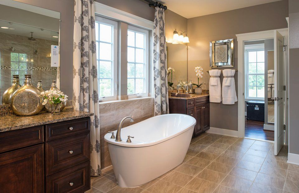 Kingswood new home features aldie va pulte homes new