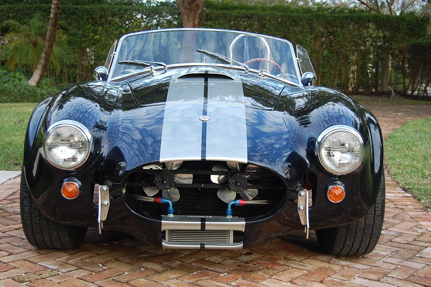 Carroll Shelby\'s 1962 Cobra represents the pinnacle of the Anglo ...