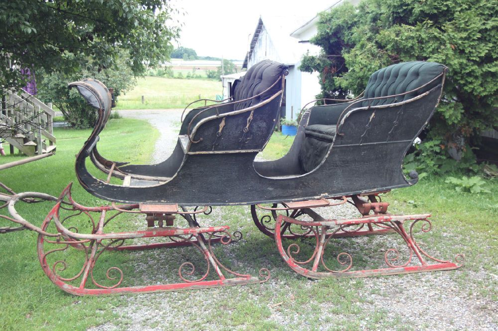 pin snow ride carriage - photo #26