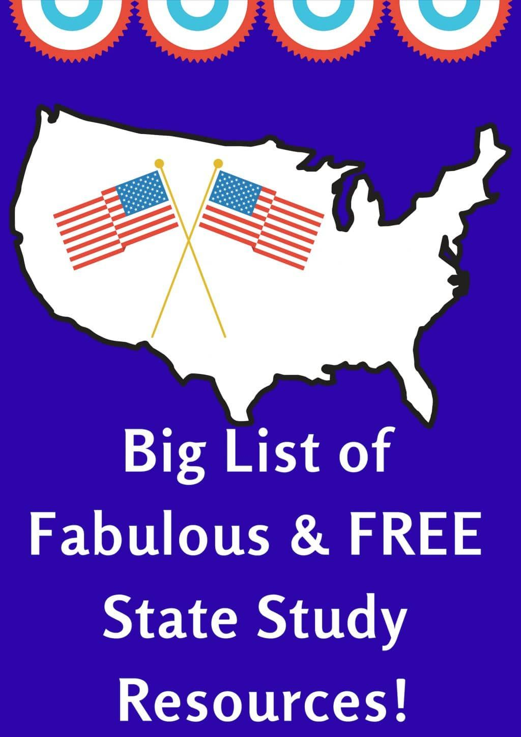Big List Of Fabulous Amp Free State Study Resources