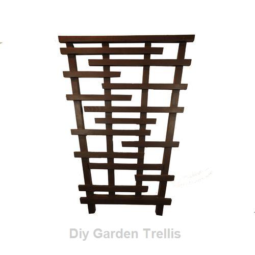 Do It Yourself Garden Trellis Designs Wood Trellis 400 x 300