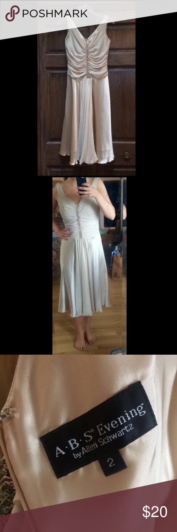 Allen Schwartz dress! Size 2 Allen Schwartz dress! Size 2 ABS Allen Schwartz Dresses