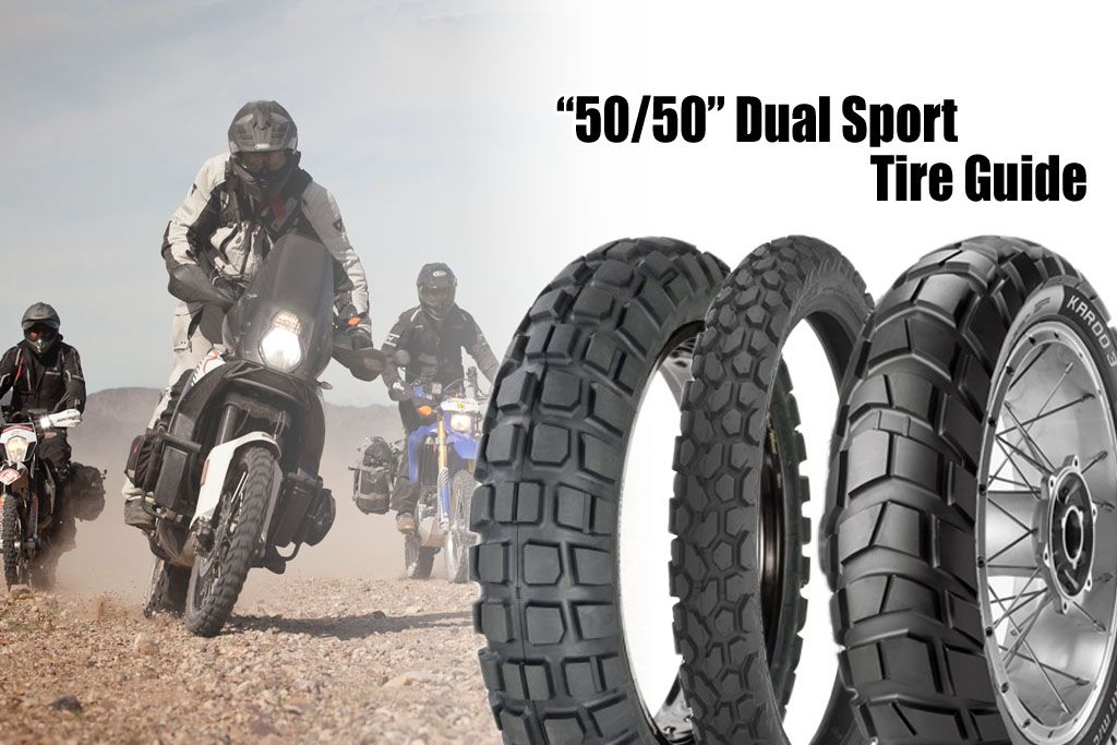 Finding the best adventure bike tires for your individual