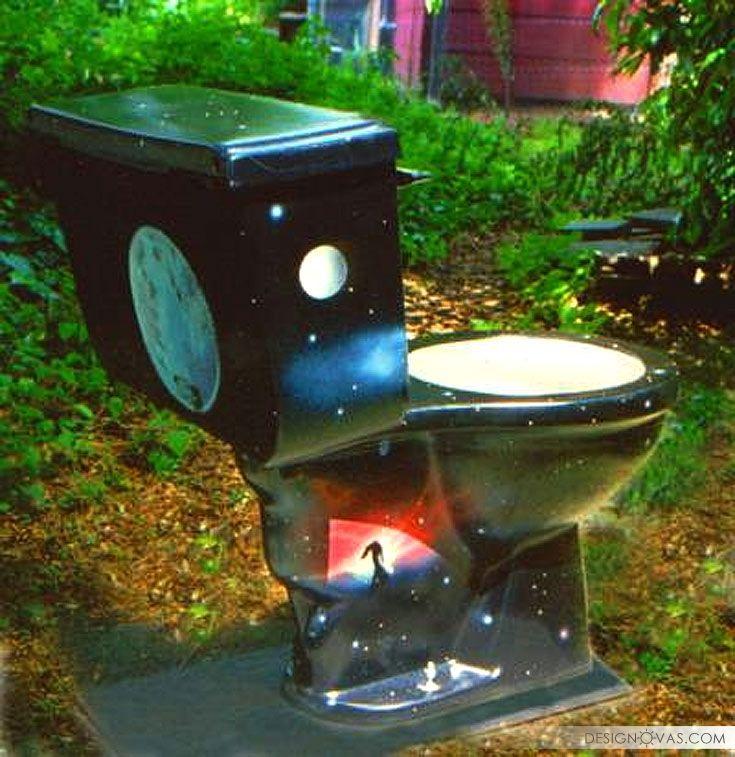 30 Brilliant Ideas To Reuse Old Toilet Bowls Toilet Art Toilet Bowls Beauty Bathrooms