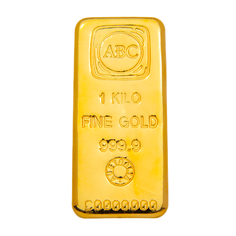 The Abc 1kg Gold Bar Is The Most Widely Domestically Traded Bullion Bar And Gives Investors The Most Cost Effective Access To The Physical Buy Gold Online Gold