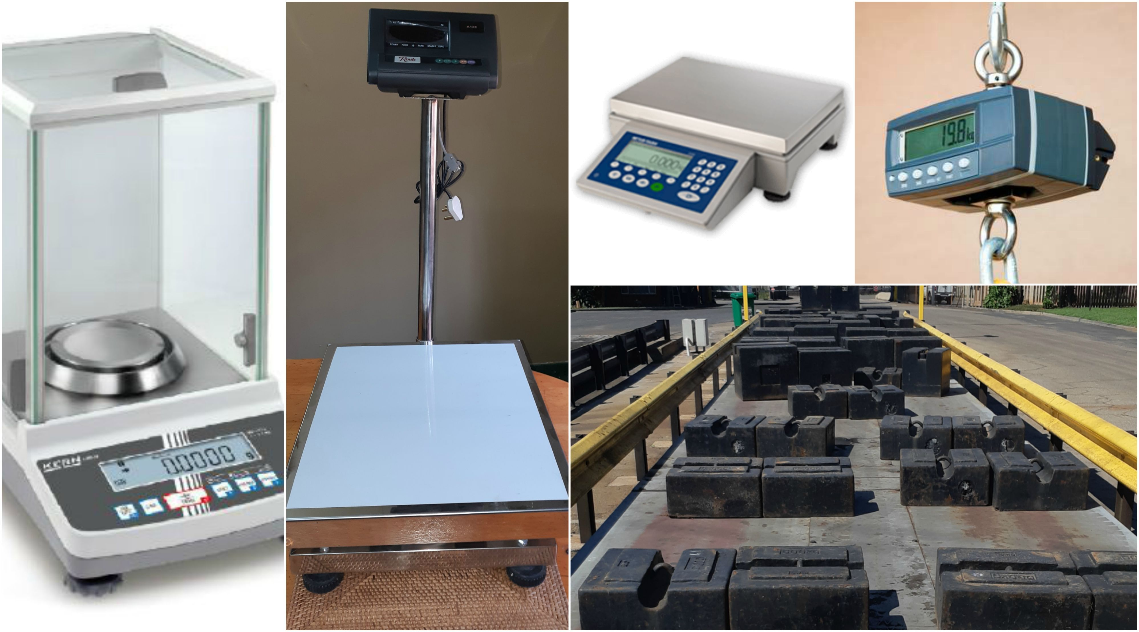 Calibration of Weighing Scales calibration scales