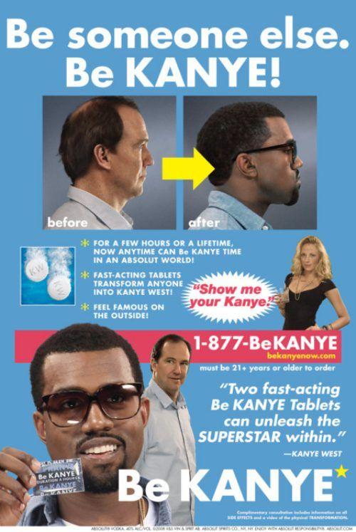 Be Kanye