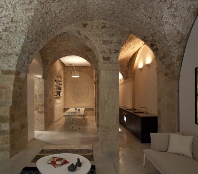 The old and new jaffa apartment click pic for more pics