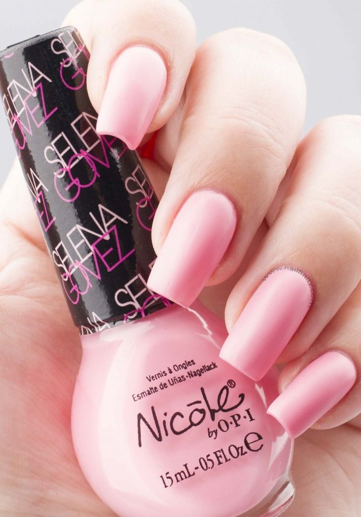Nicole by OPI Naturally with a matte finish | Nail Polish ...