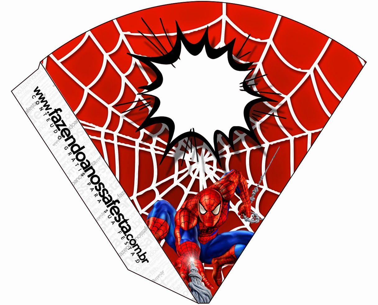 Spiderman: Imprimibles para Fiesta para Imprimir Gratis. | Spiderman ...