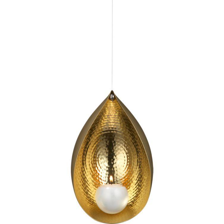 ous hanging chandelholder $100