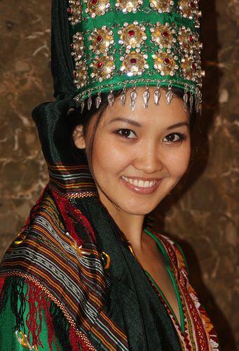 Turkmenistan Menschen