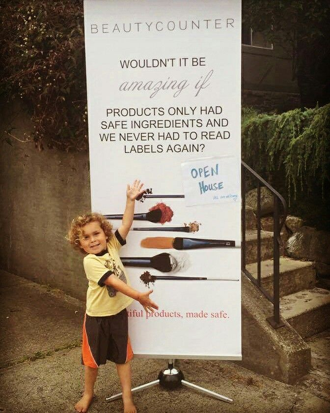 We ban over 1500 chemicals! Your precious gifts are safe!