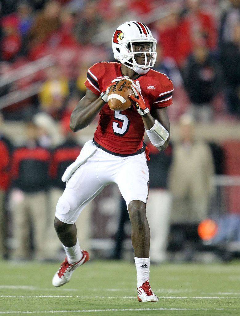 6 2 214 Quarterback Louisville Teddy Bridgewater Louisville Cardinals Teddy