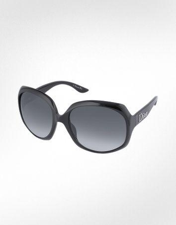 eb5dbc7bfe74 Christian Dior Dior Glossy 1 - Signature Plastic Round Sunglasses ...