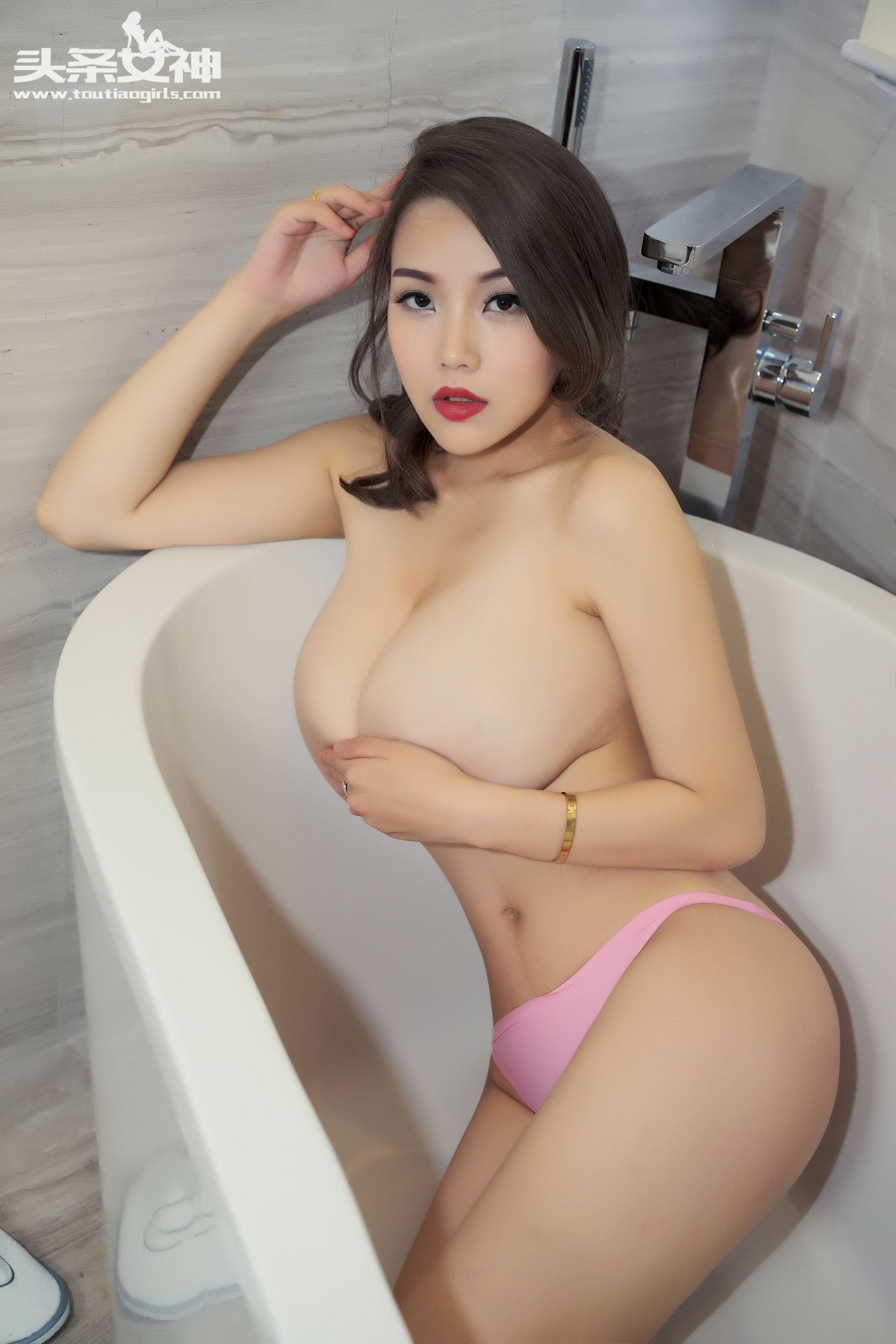[TouTiao头条女神] No.028 阳阳 - 性感巨乳女帝 _第10(3)张图 | Asian girls ...
