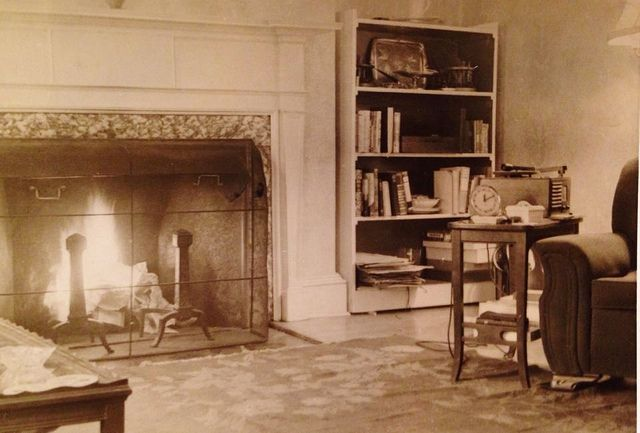 1930s Apartment Interiors Interior Of On Washington Ave Just Above Swan