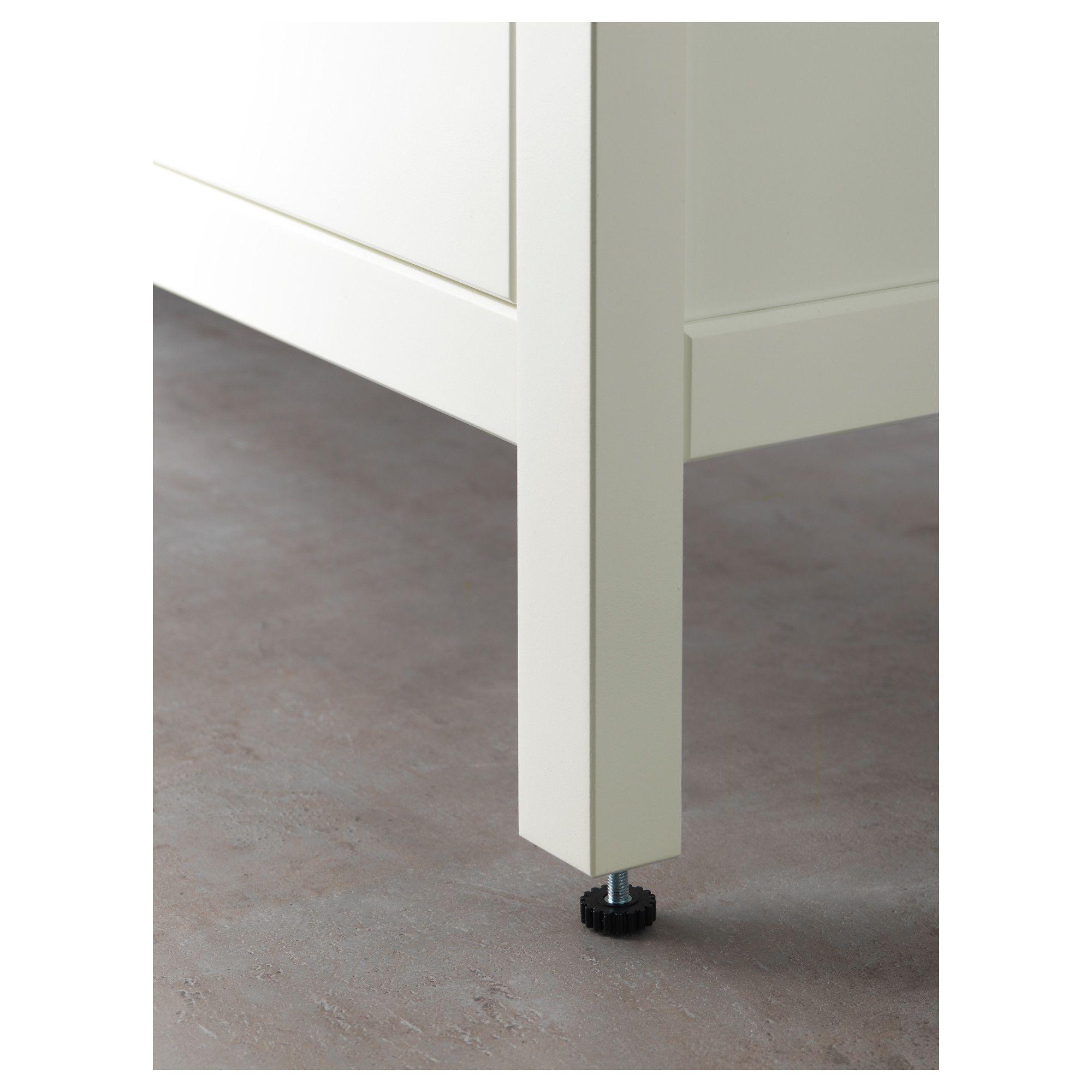 Ikea Hemnes Rattviken Bathroom Vanity White Runskar Faucet