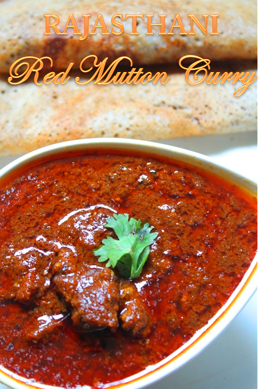 Rajasthani laal maas recipe red mutton curry recipe curry i came across this recipe through david roccos cooking show i fell in love with red colourmutton curry forumfinder Choice Image