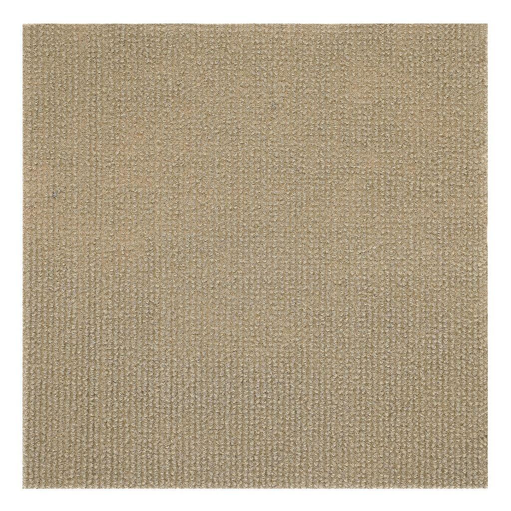 Achim Nexus Solid 12 Piece Self Adhesive Carpet Floor Tile Set