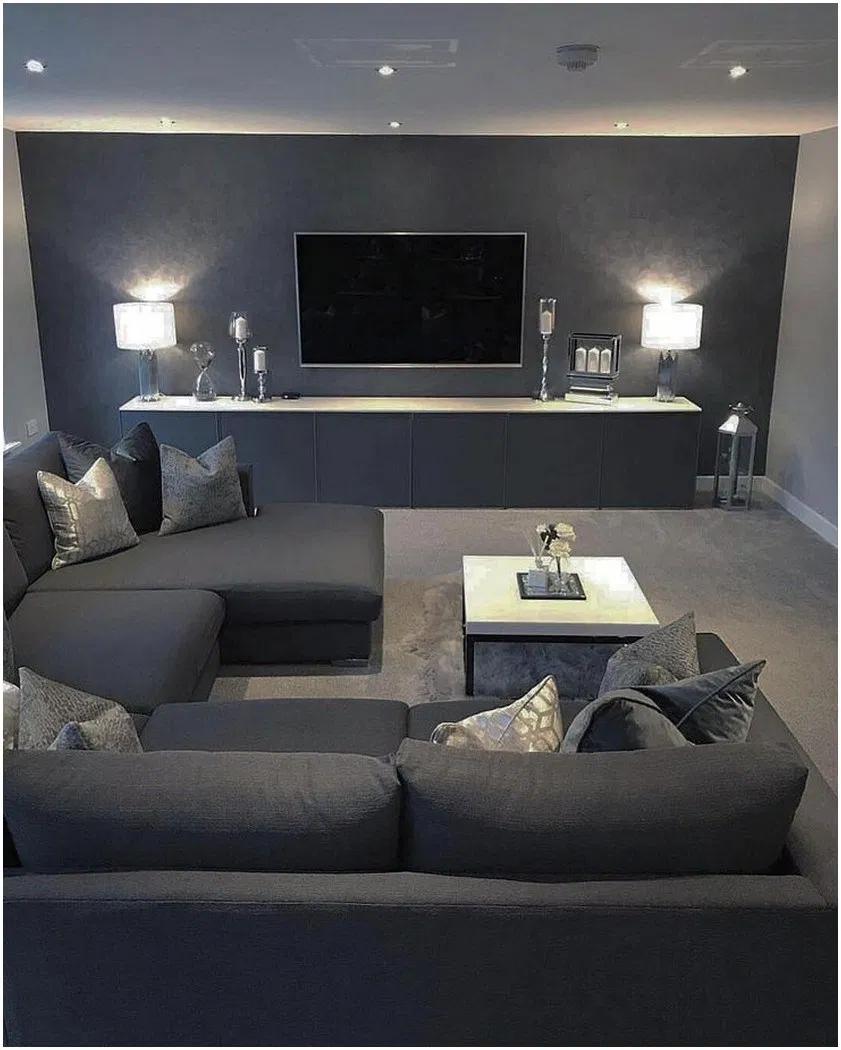 84 Popular Apartment Living Room Decorating Ideas In 2020 6 Living Room Decor Apartment Living Room Grey Contemporary Decor Living Room