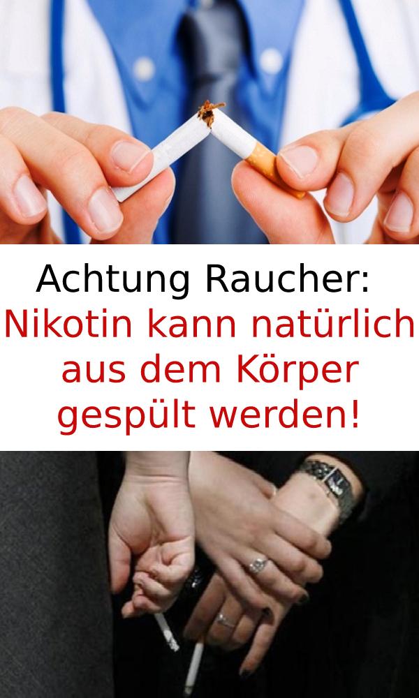 Rauchen aufhören Entgiftung: Warum Detox wichtig ist für Dich