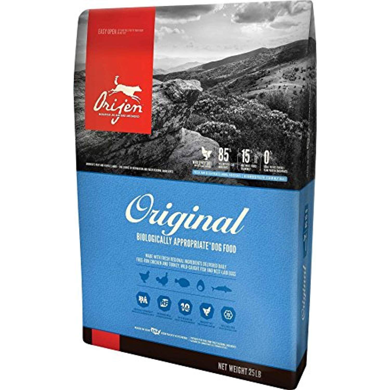 Orijen Original Dry Dog Food, 25 lb Read more reviews