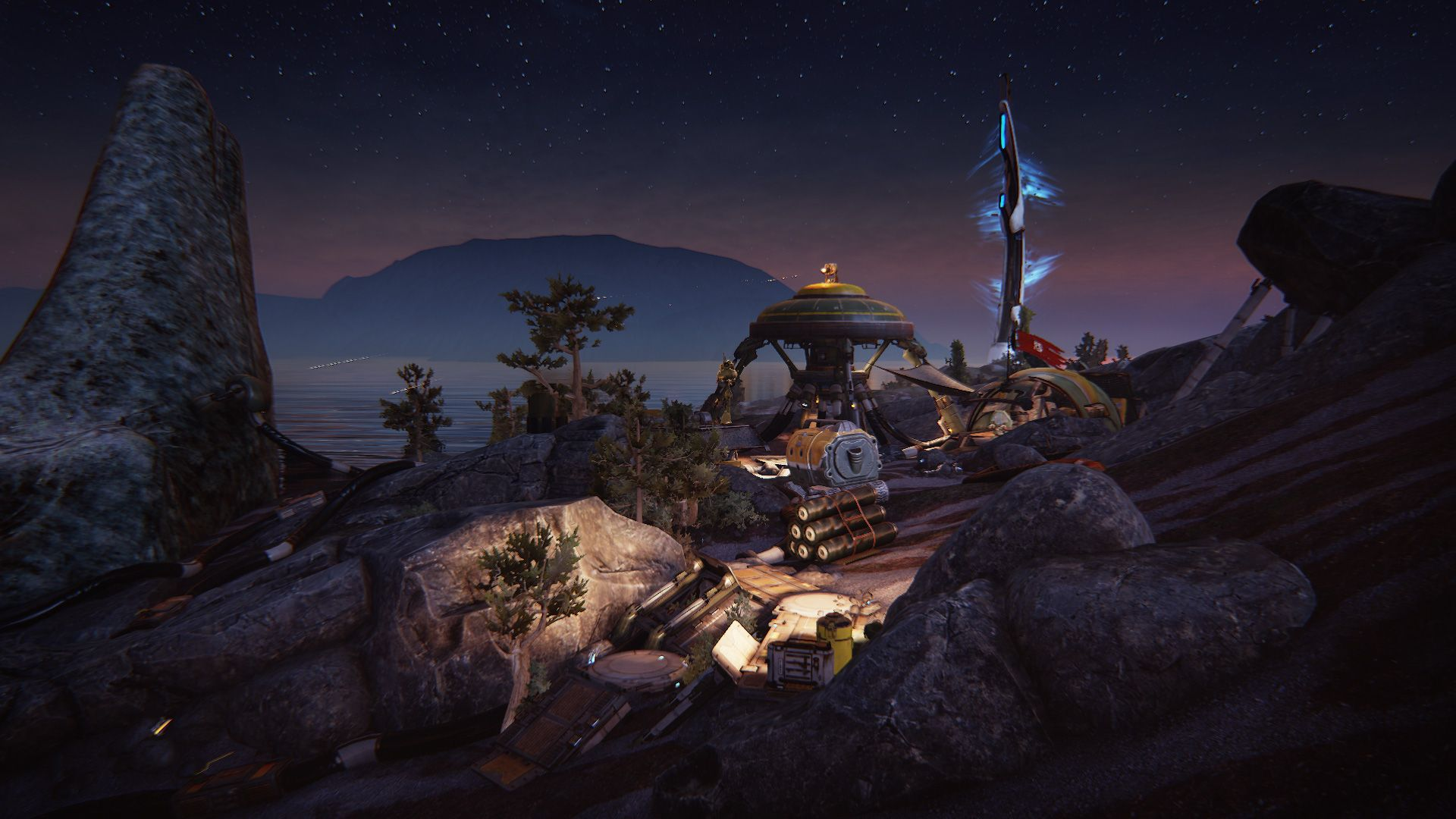 Warframe Breaks Through With New Expansion Plains Of Eidolon The