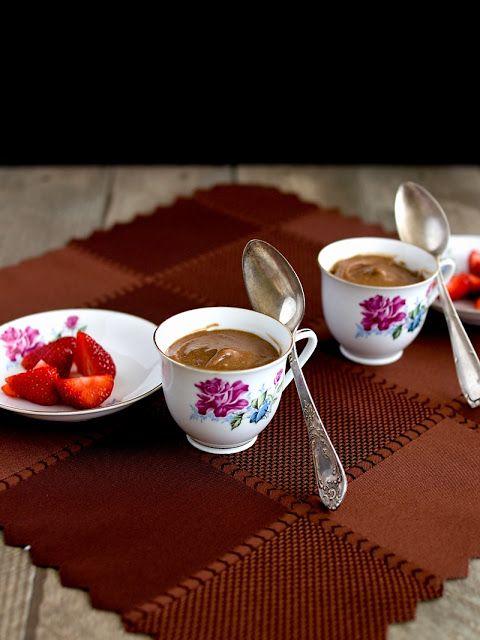Čokoládový crème saint-honoré
