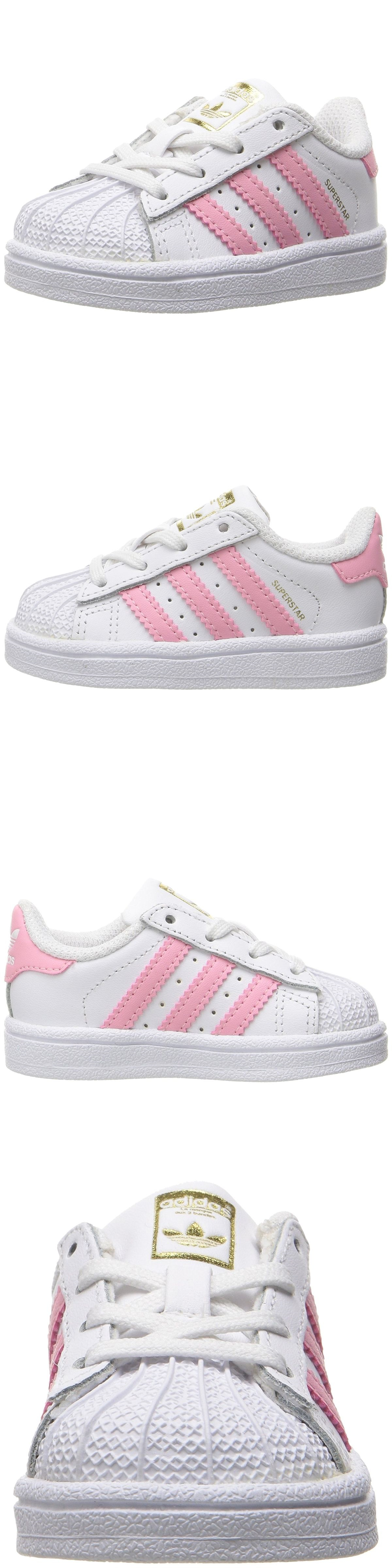 classic fit ac2d6 3e69f Infant Shoes  Adidas Originals Superstar Toddler Girl White Sneakers Adidas  Superstar By3720 BUY IT NOW