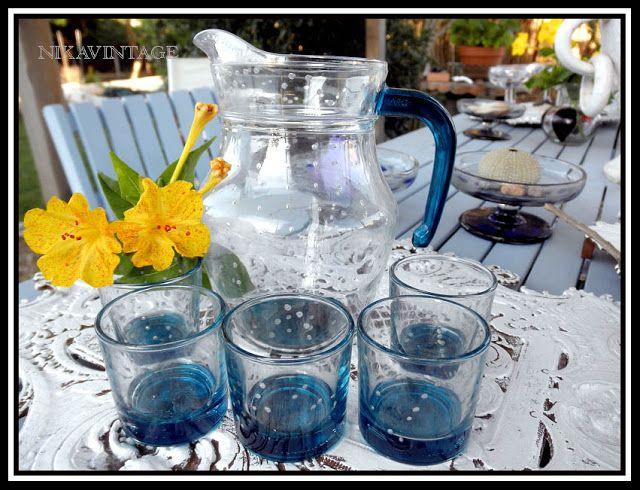 Los Mundos de Nika Vintage: Cristal
