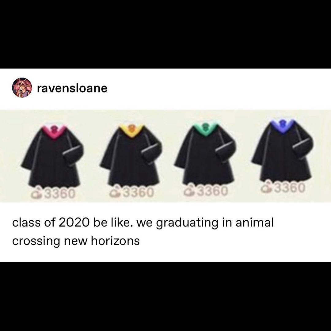 11 5k Likes 32 Comments Finstanooki On Instagram That Beats A Normal Graduation Imo Tags Animal Crossing Memes Animal Crossing Animals