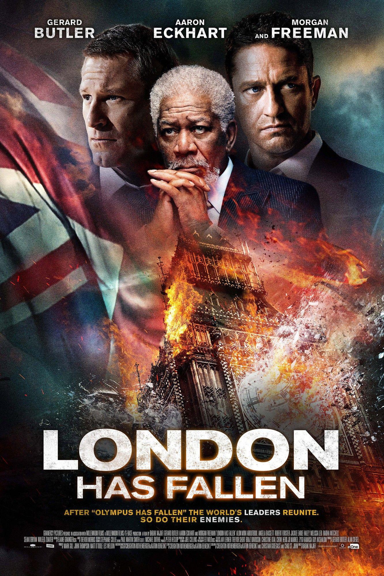 London Has Fallen Movie By Christina Thornton On Movies London