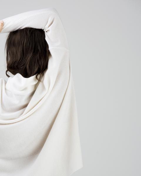 cashmere oversized turtleneck jumper - Sassind Melbourne