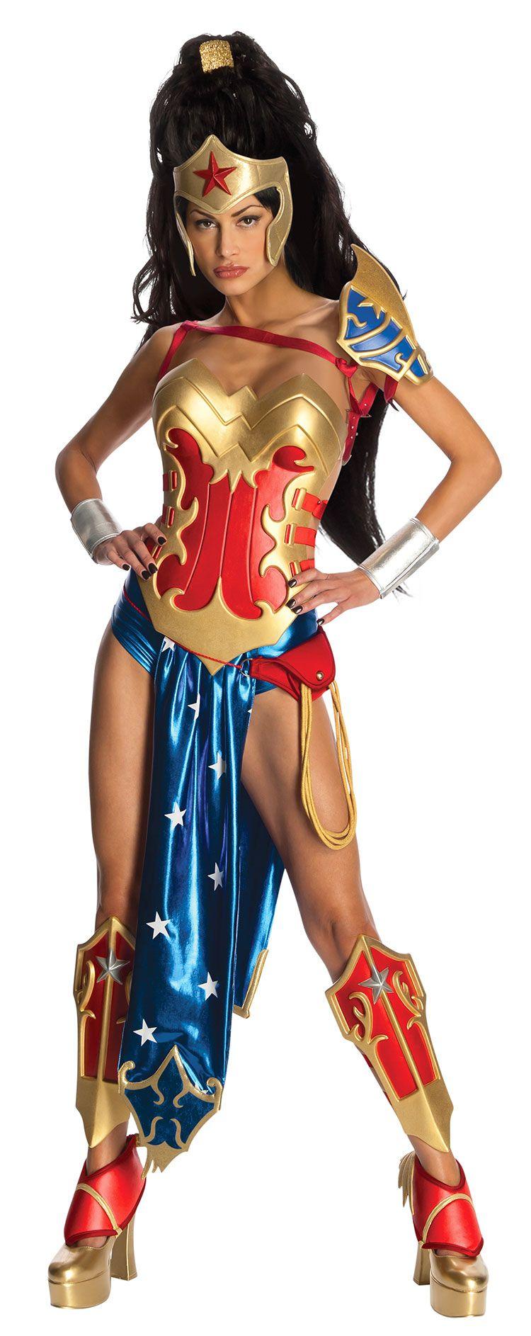 Wonderwoman Sexy 90