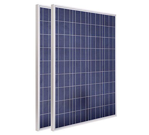 All Seasons Solar Panel 12V Mono-Crystalline