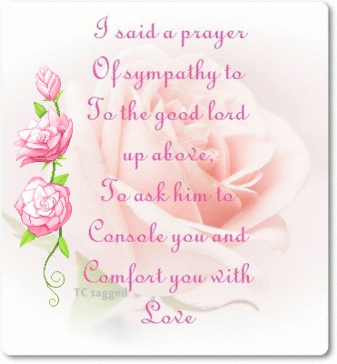 Religious Sympathy Quotes For Loss Of Mother