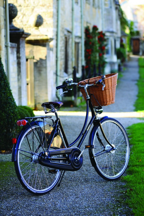 Pashley Princess Sovereign.