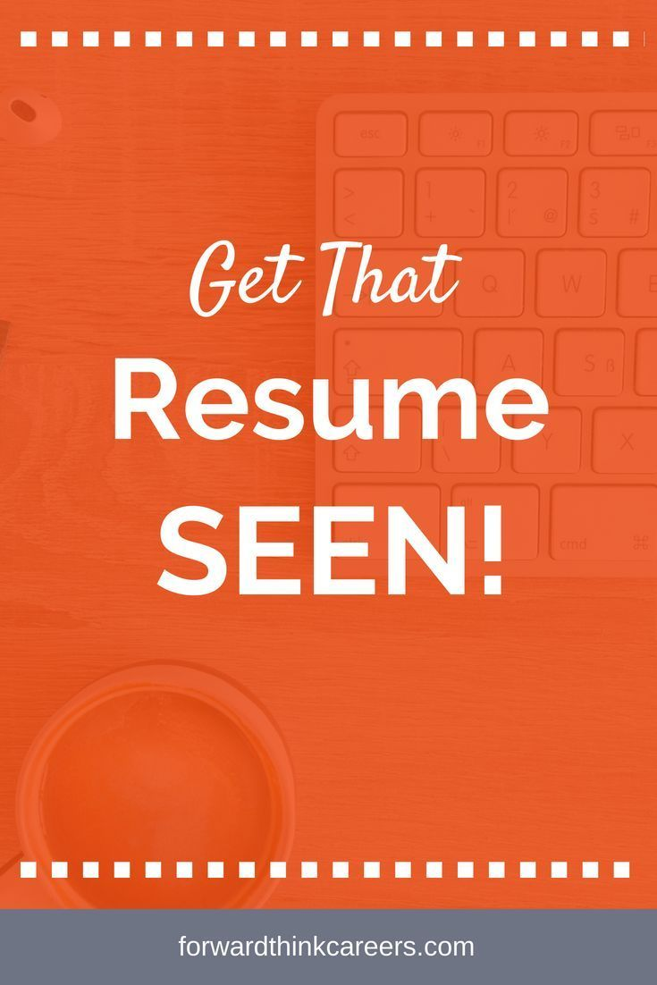 Click Above To Learn How To Avoid The Resume Black Hole Resumes