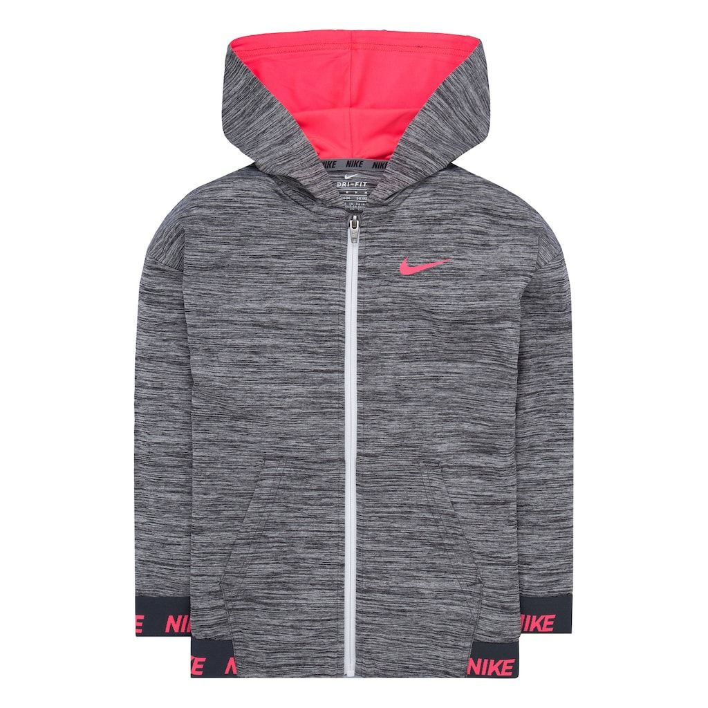 cf74c7c84711 Girls 4-6x Nike Dri-FIT Space-Dyed Hoodie