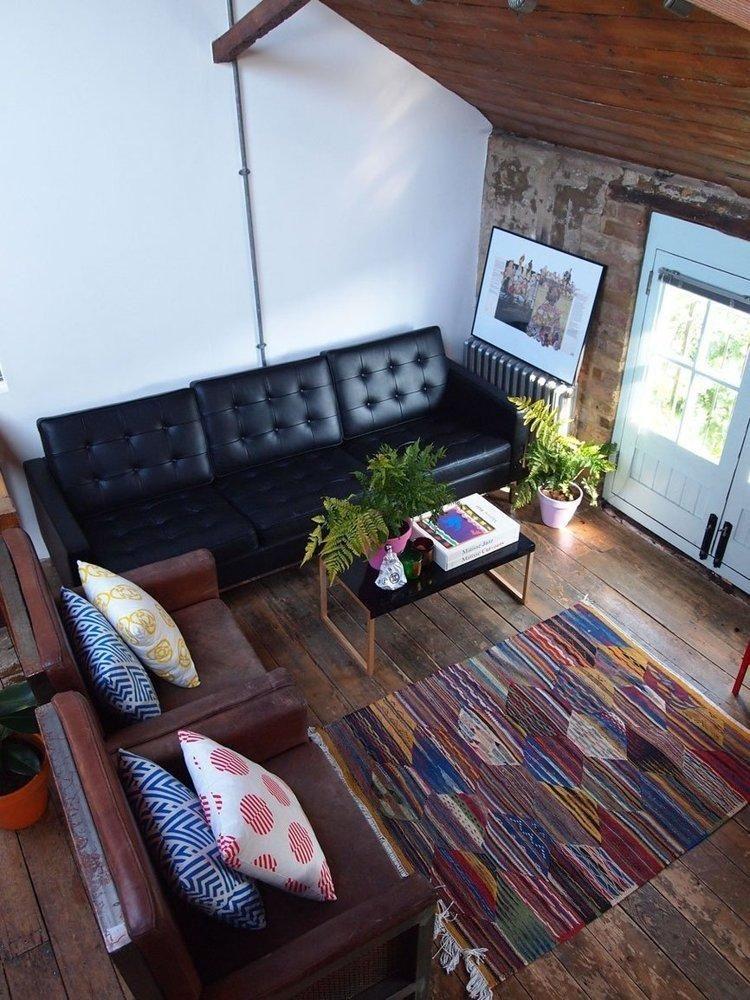 Jose & Oliver's Lofty Living in London Apartamentos