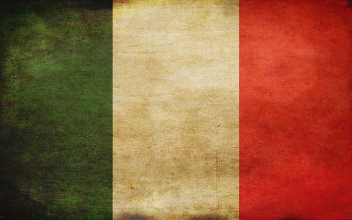 Download Wallpapers Flag Of Italy Retro Style Retro Texture Italian Flag Italy Wallpaper Images Hd Italy Flag