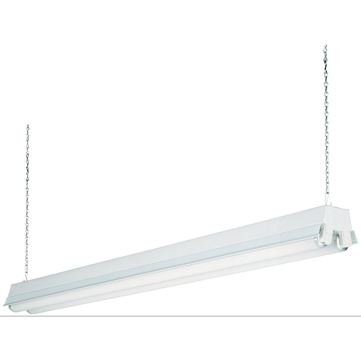Lithonia Lighting 1233 CW 232 2-Light Cold Weather White T8 ...